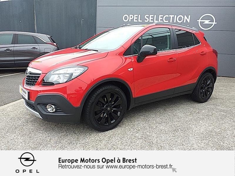 Opel Mokka 1.6 CDTI 136ch Color Edition Diesel Rouge Magma Occasion à vendre