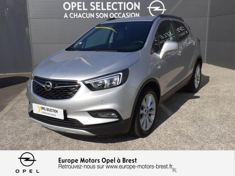 Opel Mokka X 1.6 D 136ch Innovation 4x2 Diesel Gris Minéral Occasion à vendre