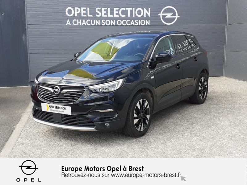 Opel Grandland X 1.5 D 130ch Opel 2020 7cv Diesel Noir Diamant Occasion à vendre