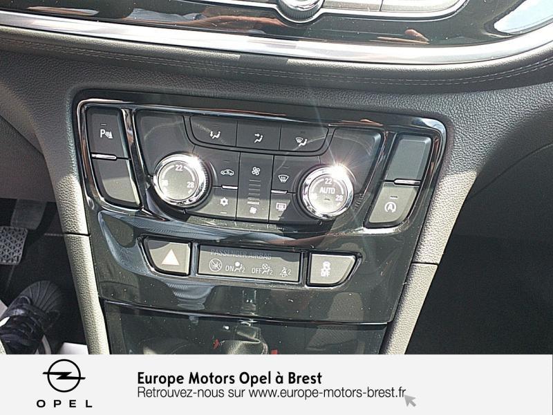 Photo 14 de l'offre de OPEL Mokka X 1.4 Turbo 140ch Innovation 4x2 à 14990€ chez Europe Motors - Opel Brest