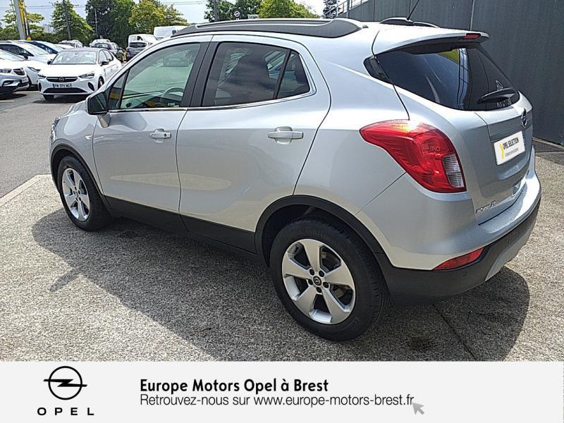 Photo 7 de l'offre de OPEL Mokka X 1.4 Turbo 140ch Innovation 4x2 à 14990€ chez Europe Motors - Opel Brest
