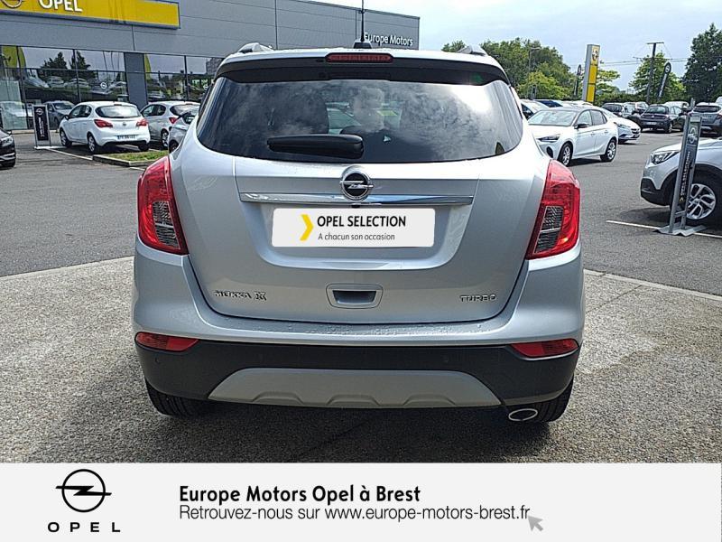 Photo 5 de l'offre de OPEL Mokka X 1.4 Turbo 140ch Innovation 4x2 à 14990€ chez Europe Motors - Opel Brest