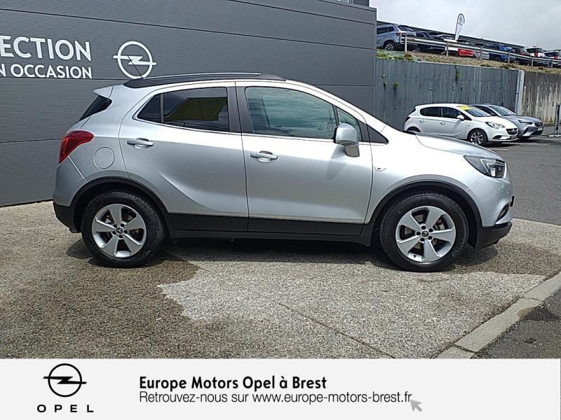 Photo 4 de l'offre de OPEL Mokka X 1.4 Turbo 140ch Innovation 4x2 à 14990€ chez Europe Motors - Opel Brest