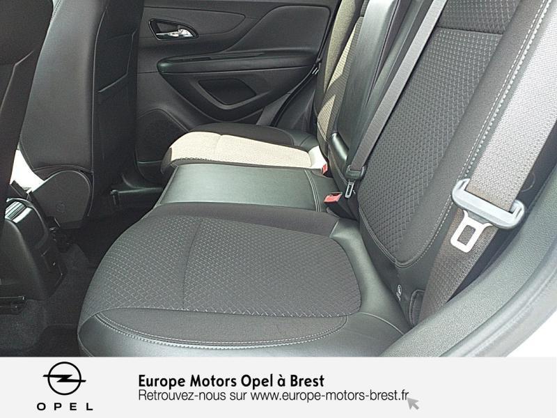 Photo 10 de l'offre de OPEL Mokka X 1.4 Turbo 140ch Innovation 4x2 à 14990€ chez Europe Motors - Opel Brest