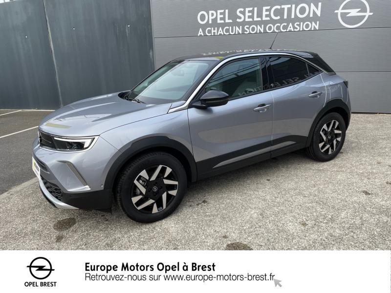 Opel Mokka Mokka-e 136ch Elegance Electrique Gris Quartz/Toit Noir Perla Nera Occasion à vendre