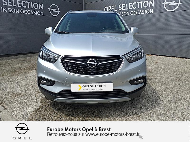 Photo 2 de l'offre de OPEL Mokka X 1.4 Turbo 140ch Innovation 4x2 à 14990€ chez Europe Motors - Opel Brest