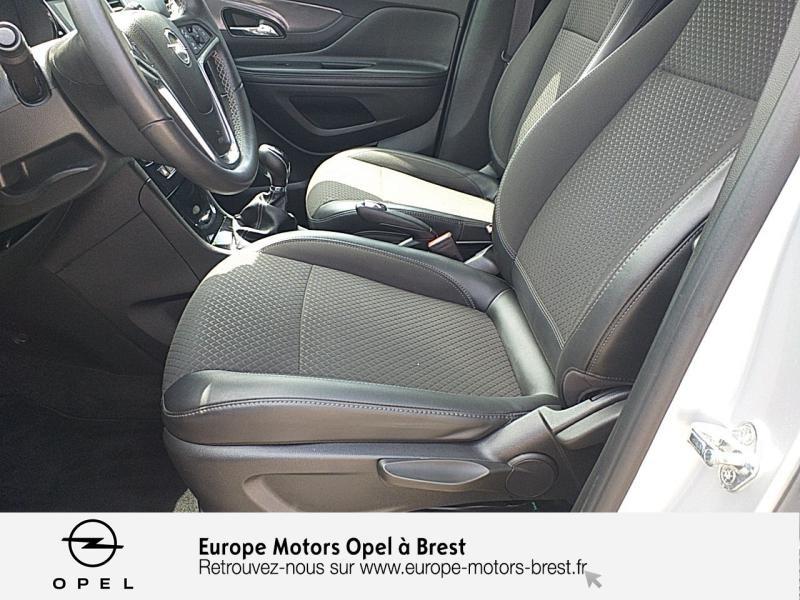 Photo 9 de l'offre de OPEL Mokka X 1.4 Turbo 140ch Innovation 4x2 à 14990€ chez Europe Motors - Opel Brest