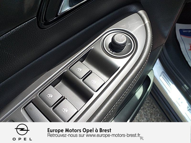 Photo 12 de l'offre de OPEL Mokka X 1.4 Turbo 140ch Innovation 4x2 à 14990€ chez Europe Motors - Opel Brest