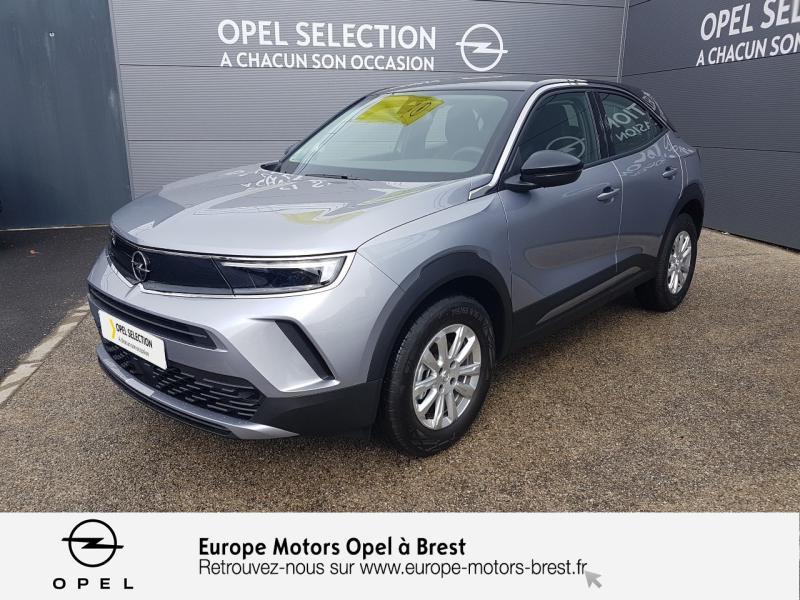 Opel Mokka 1.5 D 110ch Edition Diesel Gris Quartz/Toit Noir Perla Nera Occasion à vendre