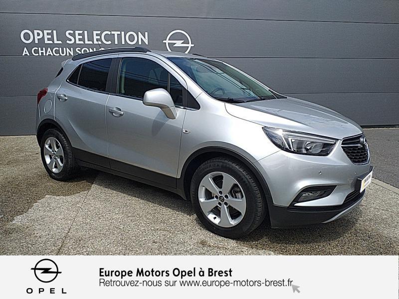 Photo 3 de l'offre de OPEL Mokka X 1.4 Turbo 140ch Innovation 4x2 à 14990€ chez Europe Motors - Opel Brest