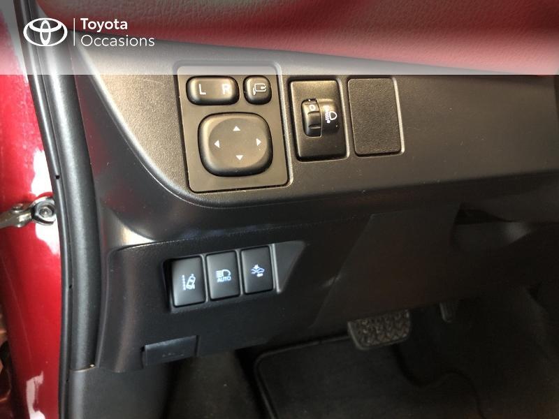 Photo 17 de l'offre de TOYOTA Yaris 100h Collection 5p à 15990€ chez Altis - Toyota Lorient