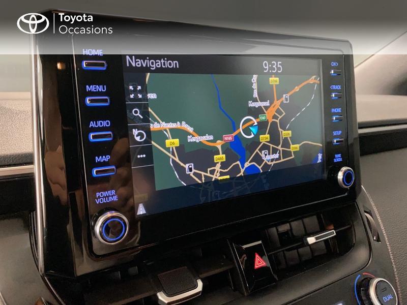 Photo 16 de l'offre de TOYOTA Corolla 122h Design à 22990€ chez Altis - Toyota Lorient