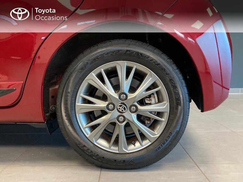 Photo 16 de l'offre de TOYOTA Yaris 100h Dynamic 5p à 13990€ chez Altis - Toyota Lorient