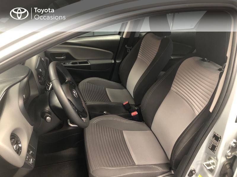 Photo 8 de l'offre de TOYOTA Yaris 70 VVT-i France 5p MY19 à 11490€ chez Altis - Toyota Lorient