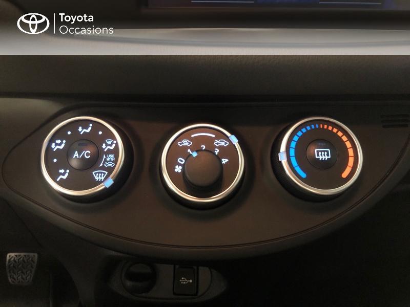 Photo 17 de l'offre de TOYOTA Yaris 70 VVT-i France 5p MY19 à 11490€ chez Altis - Toyota Lorient