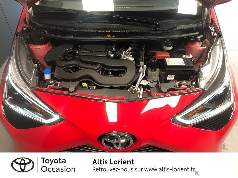 Photo 19 de l'offre de TOYOTA Aygo 1.0 VVT-i 72ch x-play 5p MY20 à 12140€ chez Altis - Toyota Lorient