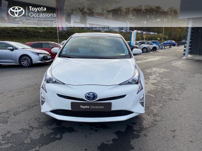 Toyota Prius 122h Lounge Hybride BLANC Occasion à vendre