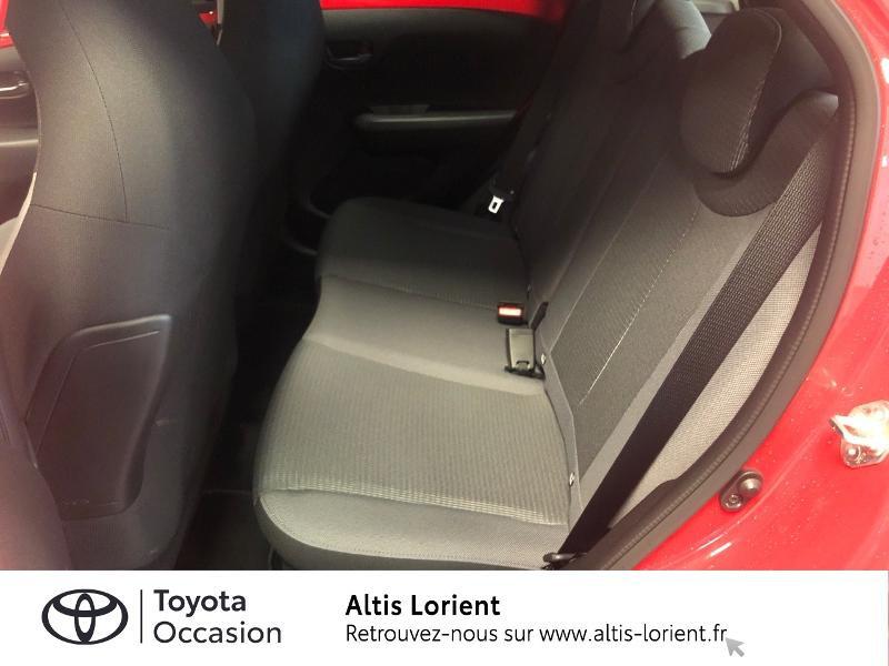 Photo 14 de l'offre de TOYOTA Aygo 1.0 VVT-i 72ch x-play 5p MY20 à 12140€ chez Altis - Toyota Lorient