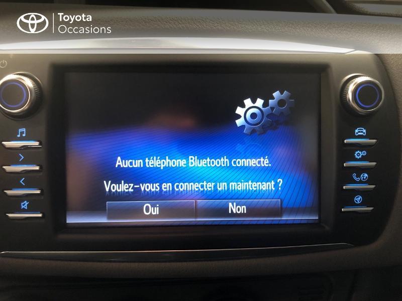 Photo 20 de l'offre de TOYOTA Yaris 70 VVT-i France 5p MY19 à 11490€ chez Altis - Toyota Lorient