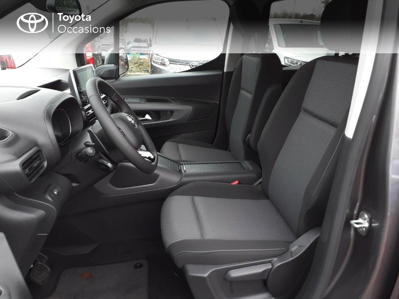 Photo 11 de l'offre de TOYOTA PROACE CITY Verso Medium 1.2 130 VVT-i Design BVA RC21 à 30290€ chez Altis - Toyota Lorient