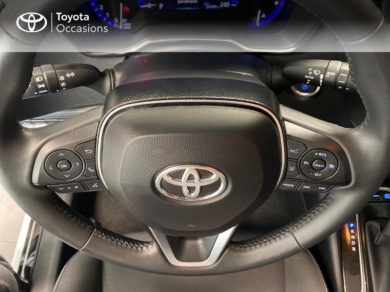 Photo 10 de l'offre de TOYOTA Corolla 122h Design à 22990€ chez Altis - Toyota Lorient