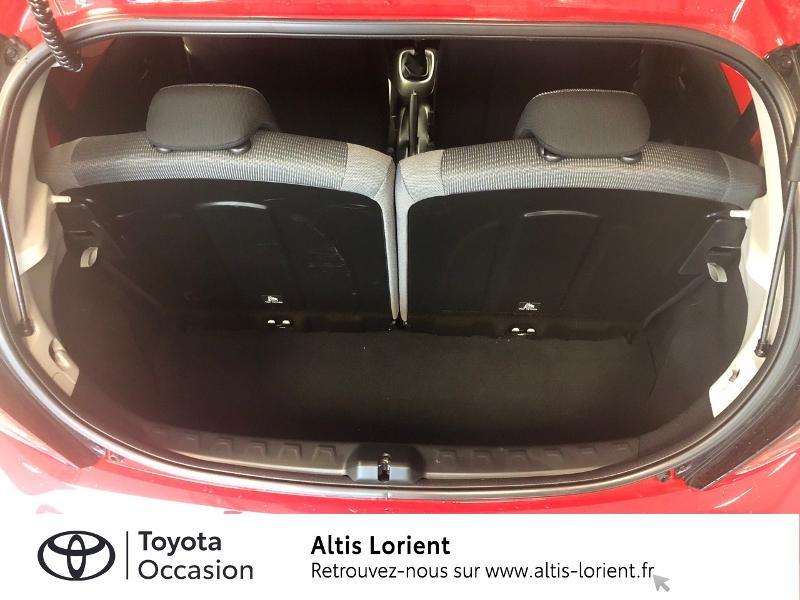 Photo 15 de l'offre de TOYOTA Aygo 1.0 VVT-i 72ch x-play 5p MY20 à 12140€ chez Altis - Toyota Lorient
