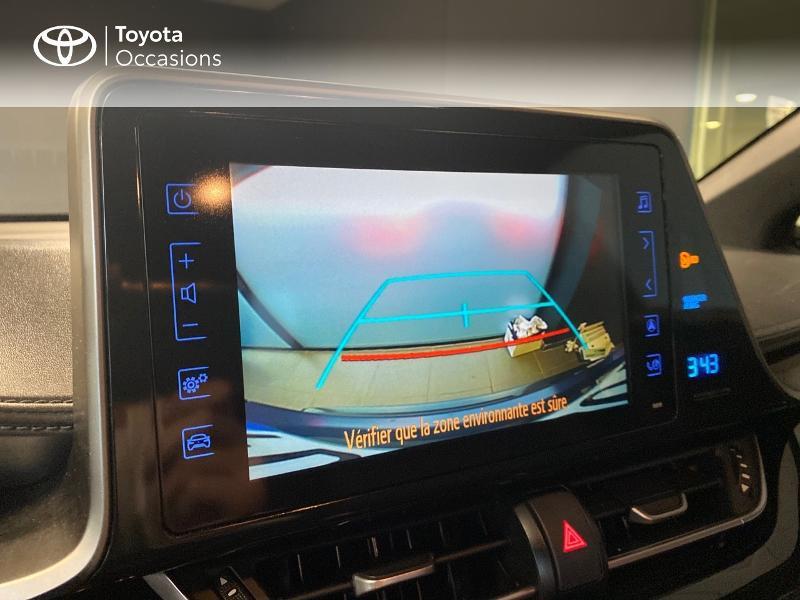 Photo 18 de l'offre de TOYOTA C-HR 122h Edition 2WD E-CVT RC18 à 21980€ chez Altis - Toyota Lorient