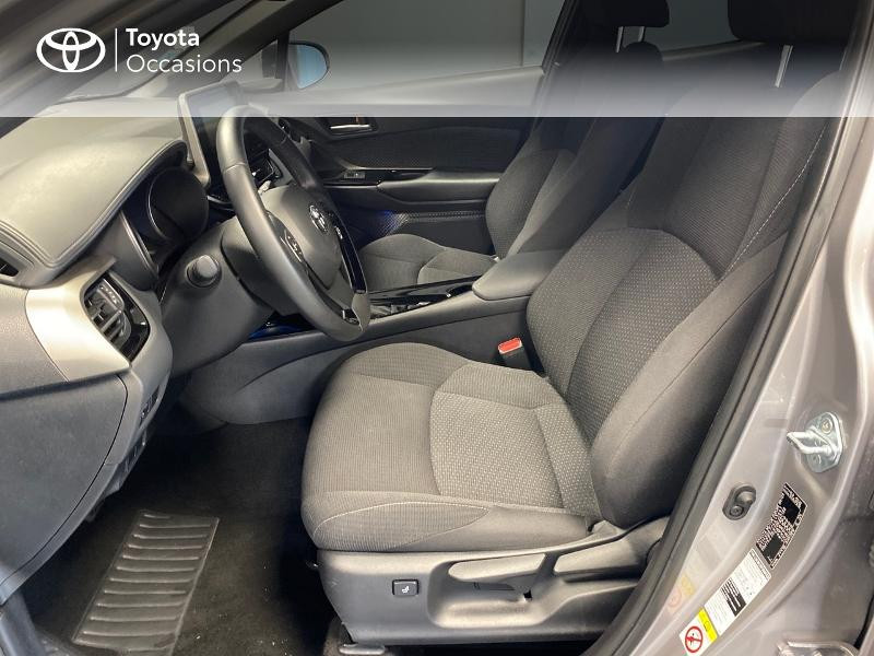 Photo 13 de l'offre de TOYOTA C-HR 122h Edition 2WD E-CVT RC18 à 21980€ chez Altis - Toyota Lorient