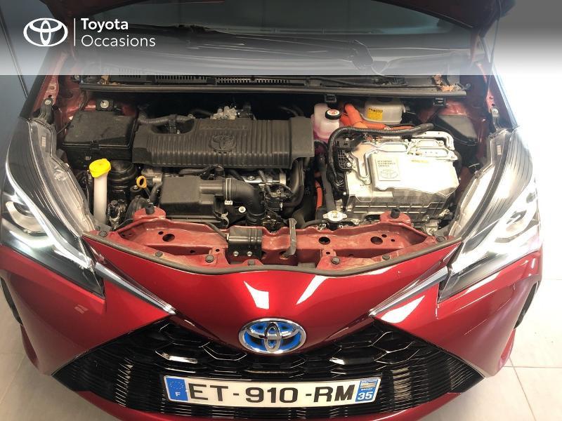 Photo 20 de l'offre de TOYOTA Yaris 100h Collection 5p à 15990€ chez Altis - Toyota Lorient
