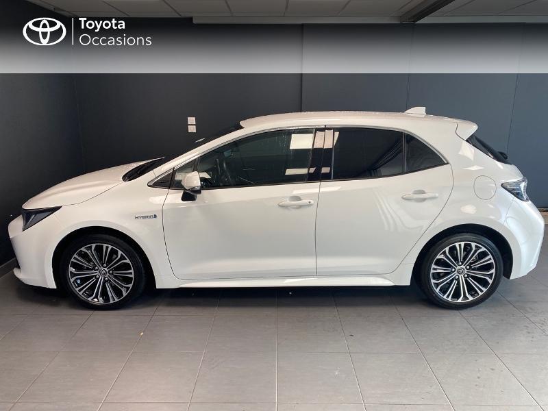 Photo 3 de l'offre de TOYOTA Corolla 122h Design à 22990€ chez Altis - Toyota Lorient