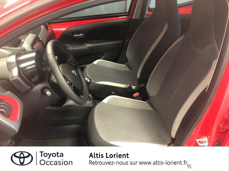 Photo 13 de l'offre de TOYOTA Aygo 1.0 VVT-i 72ch x-play 5p MY20 à 12140€ chez Altis - Toyota Lorient
