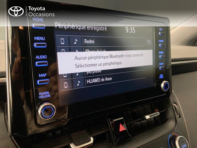 Photo 17 de l'offre de TOYOTA Corolla 122h Design à 22990€ chez Altis - Toyota Lorient