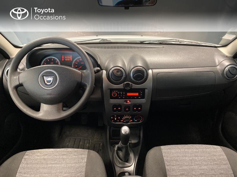 Photo 5 de l'offre de DACIA Duster 1.5 dCi 110ch FAP Ambiance 4X2 à 8990€ chez Altis - Toyota Lorient