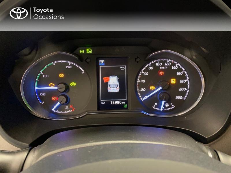 Photo 8 de l'offre de TOYOTA Yaris 100h Collection 5p RC18 à 16990€ chez Altis - Toyota Lorient