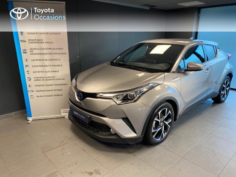 Photo 1 de l'offre de TOYOTA C-HR 122h Edition 2WD E-CVT RC18 à 21980€ chez Altis - Toyota Lorient