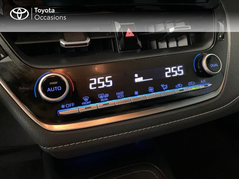 Photo 11 de l'offre de TOYOTA Corolla 122h Design à 22990€ chez Altis - Toyota Lorient