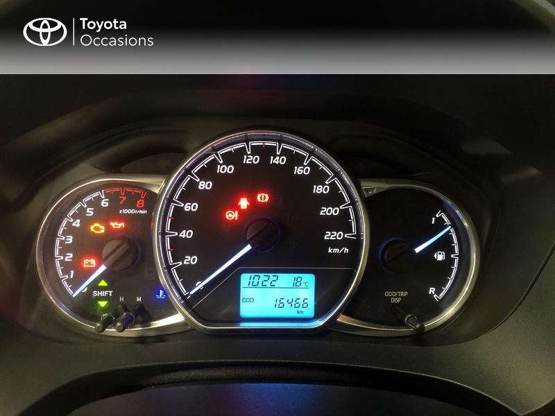 Photo 14 de l'offre de TOYOTA Yaris 70 VVT-i France 5p MY19 à 11490€ chez Altis - Toyota Lorient