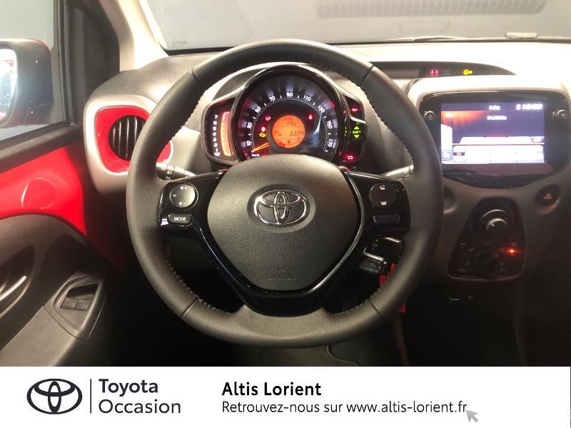 Photo 6 de l'offre de TOYOTA Aygo 1.0 VVT-i 72ch x-play 5p MY20 à 12140€ chez Altis - Toyota Lorient