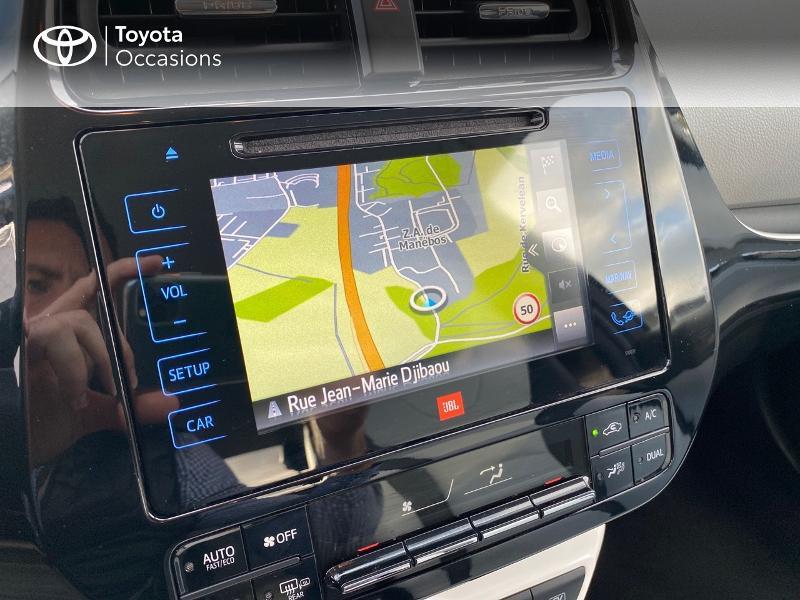 Photo 9 de l'offre de TOYOTA Prius 122h Lounge à 17990€ chez Altis - Toyota Lorient