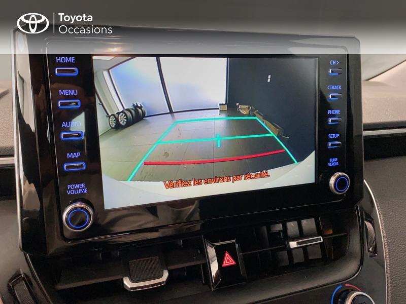 Photo 18 de l'offre de TOYOTA Corolla 122h Design à 22990€ chez Altis - Toyota Lorient