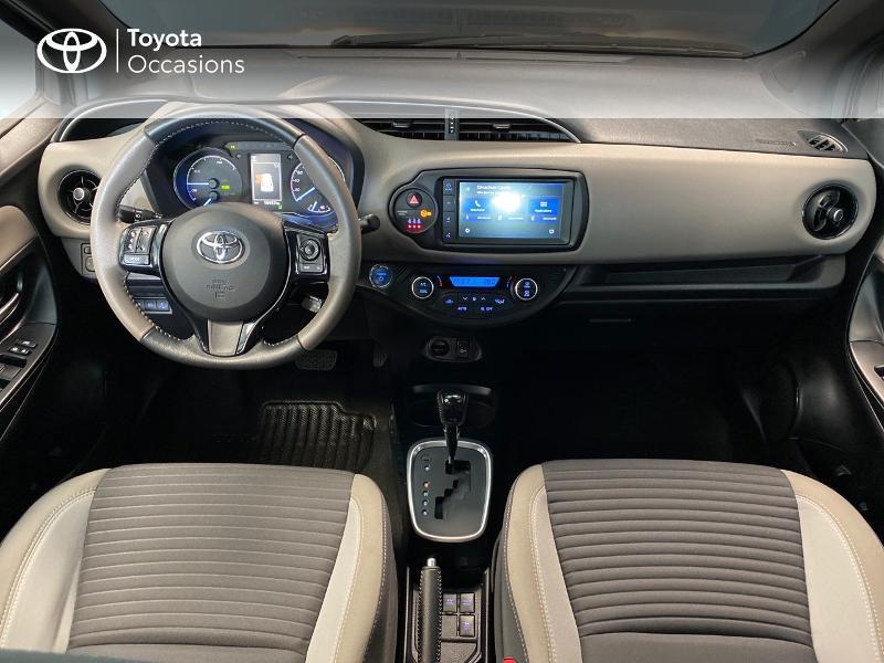 Photo 5 de l'offre de TOYOTA Yaris 100h Collection 5p MY19 à 16990€ chez Altis - Toyota Lorient