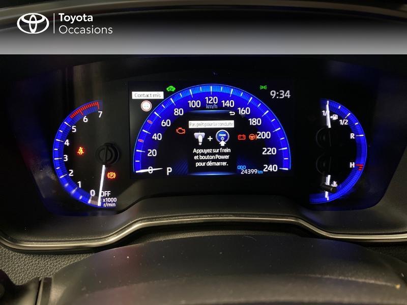 Photo 8 de l'offre de TOYOTA Corolla 122h Design à 22990€ chez Altis - Toyota Lorient