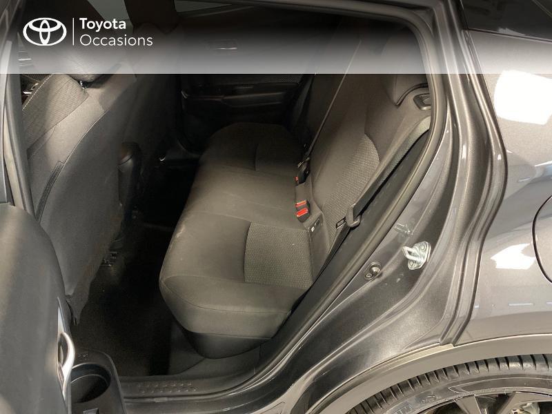 Photo 16 de l'offre de TOYOTA C-HR 122h Graphic 2WD E-CVT RC18 à 22990€ chez Altis - Toyota Lorient