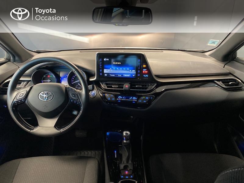 Photo 5 de l'offre de TOYOTA C-HR 122h Edition 2WD E-CVT RC18 à 21980€ chez Altis - Toyota Lorient