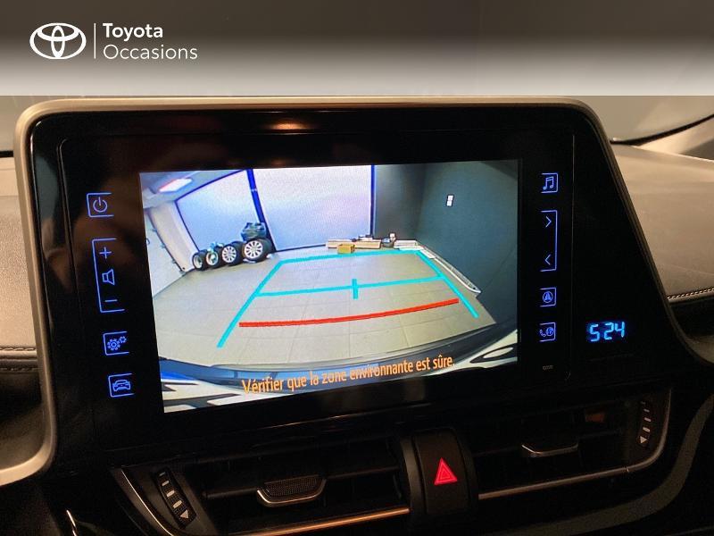 Photo 9 de l'offre de TOYOTA C-HR 122h Graphic 2WD E-CVT RC18 à 22990€ chez Altis - Toyota Lorient