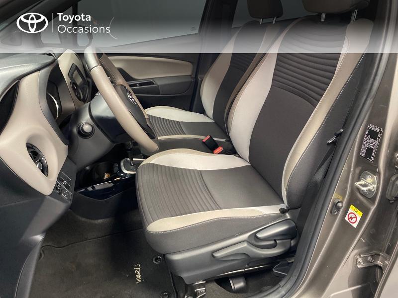 Photo 13 de l'offre de TOYOTA Yaris 100h Collection 5p RC18 à 16990€ chez Altis - Toyota Lorient
