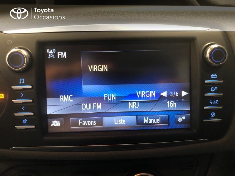 Photo 18 de l'offre de TOYOTA Yaris 70 VVT-i France 5p MY19 à 11490€ chez Altis - Toyota Lorient