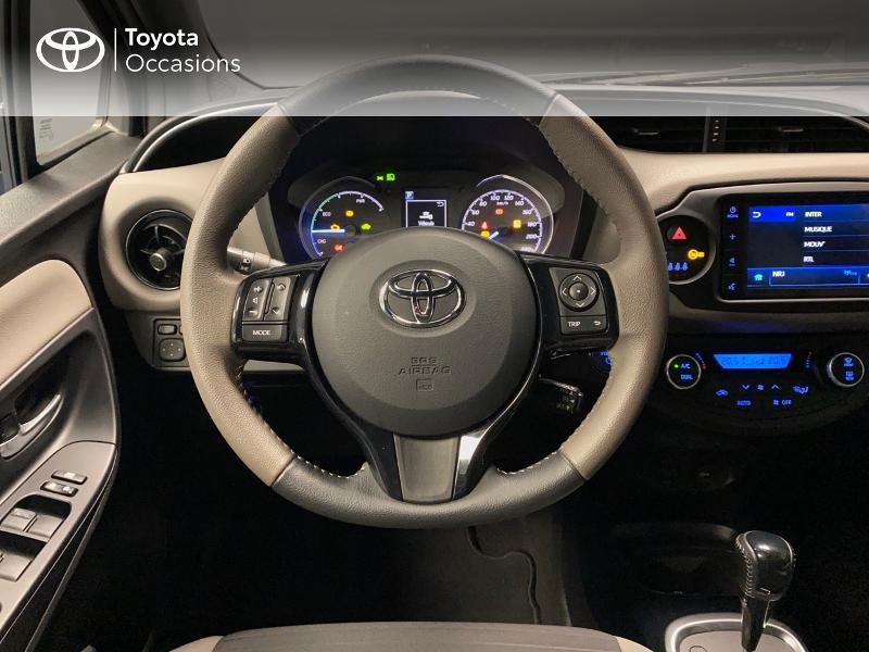 Photo 6 de l'offre de TOYOTA Yaris 100h Collection 5p RC18 à 16990€ chez Altis - Toyota Lorient