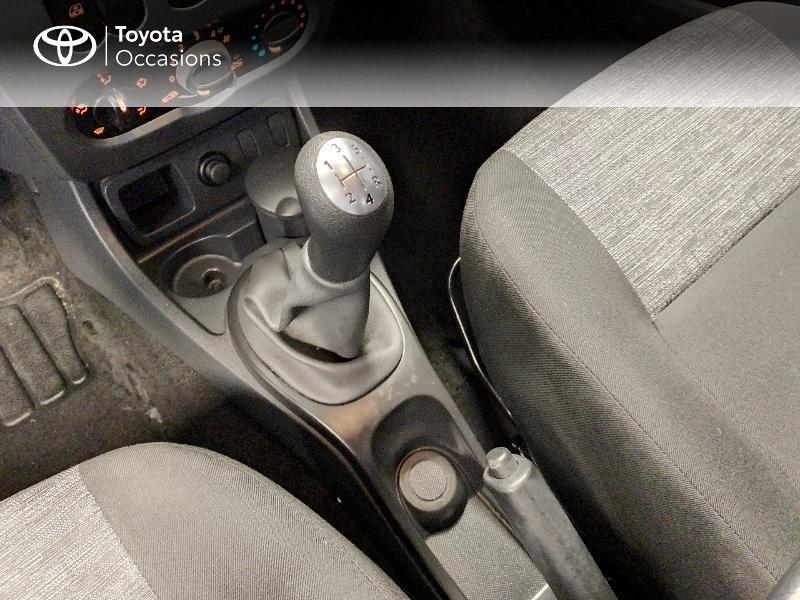 Photo 9 de l'offre de DACIA Duster 1.5 dCi 110ch FAP Ambiance 4X2 à 8990€ chez Altis - Toyota Lorient