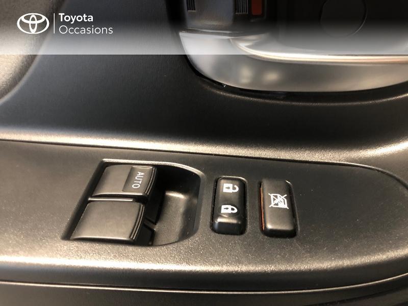 Photo 19 de l'offre de TOYOTA Yaris 70 VVT-i France 5p MY19 à 11490€ chez Altis - Toyota Lorient